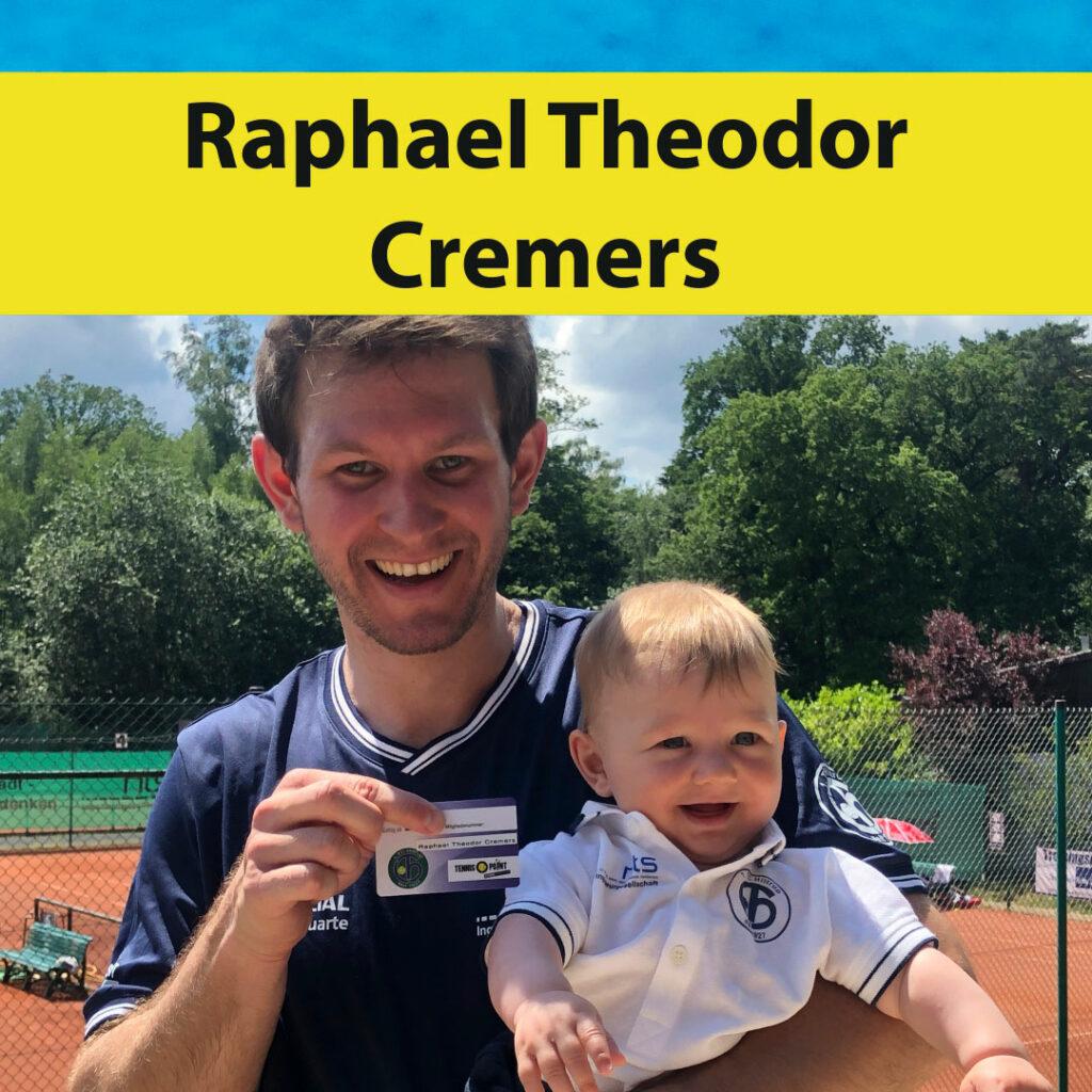 Raphael Theodor Cremers