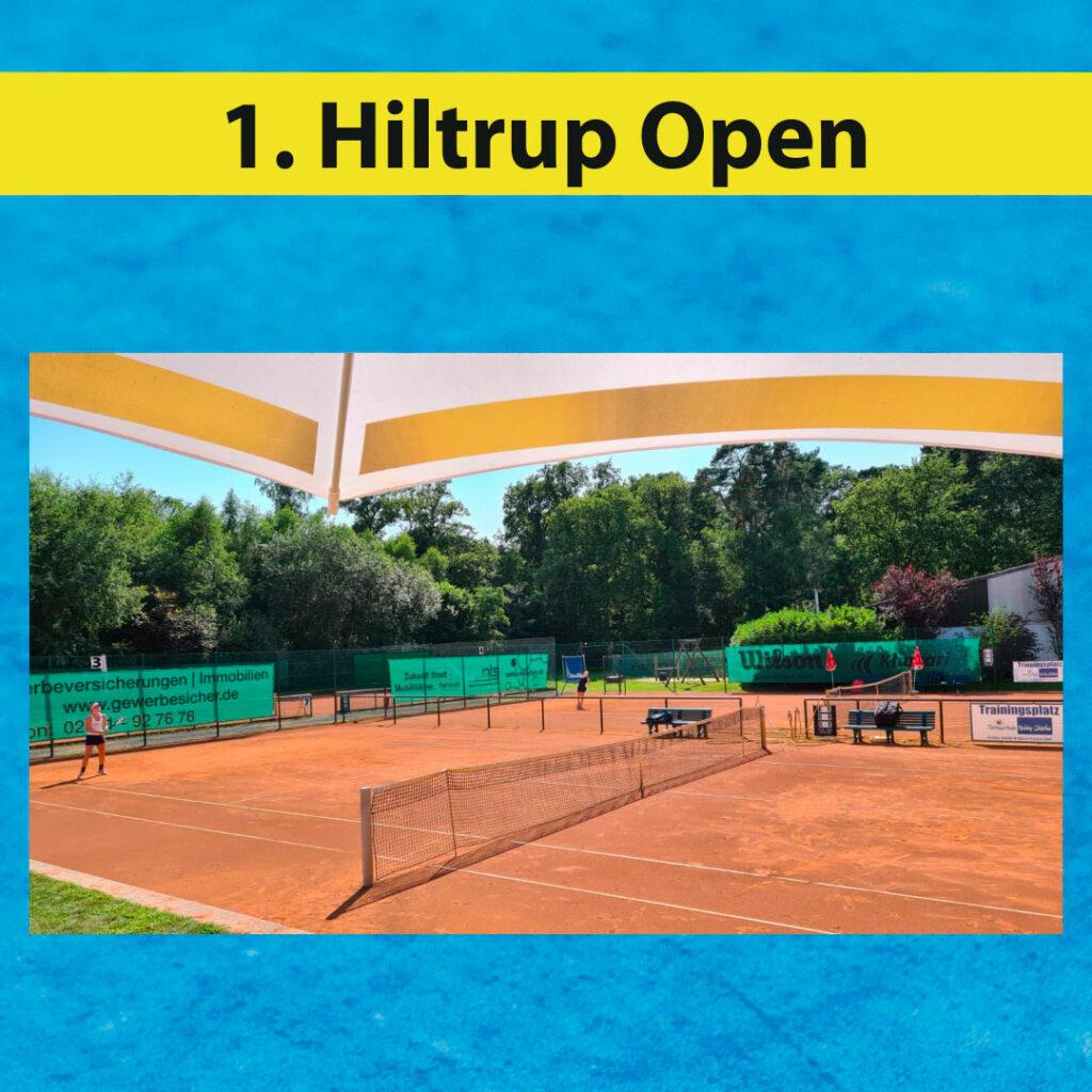 1. Hiltrup Open
